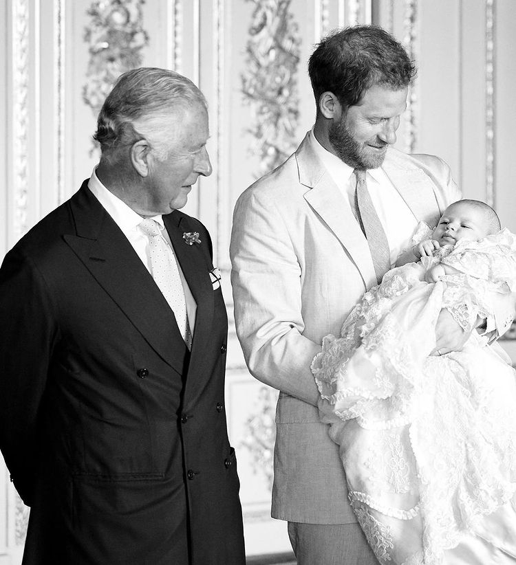 Foto: Courtesy of Instagram @clarencehouse