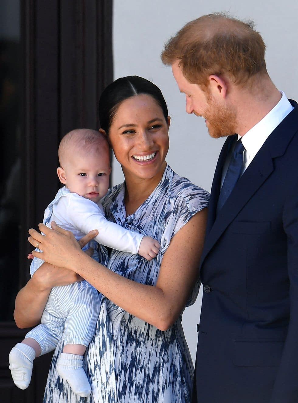 Terungkap! Gender dari Anak kedua Pangeran Harry dan Meghan Markle Adalah Perempuan