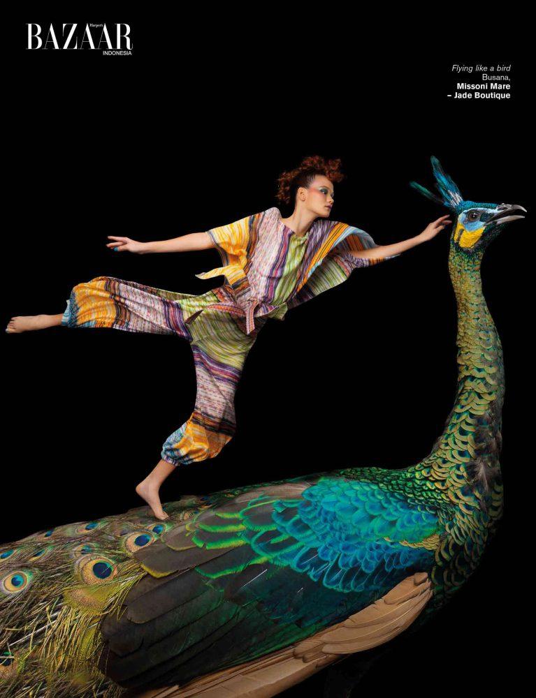 Agus Santoso NPM Photography for Harper's Bazaar Indonesia