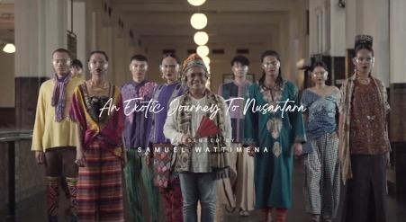 Desainer Samuel Wattimena Bersama The Palace Merancang Perhiasan yang Melambangkan Keragaman Indonesia