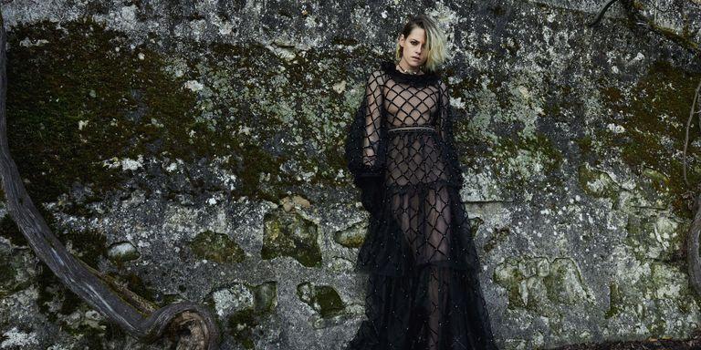Kristen Stewart Membawa Kita Melihat Belakang Layar Pemotretan Kampanye Chanel