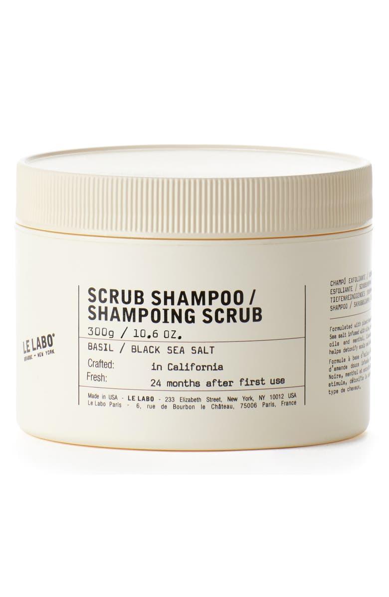 Scrub shampoo, Le Labo