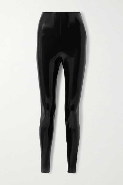 Latex leggings + Latex Care cleaning kit 3 x 30ml bottles (Vividress, Vivishine, Viviclean)