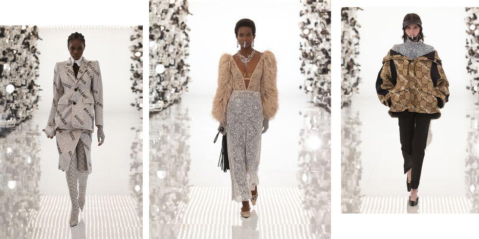 Gucci Melansir Koleksi Kolaborasi Bersama Balenciaga