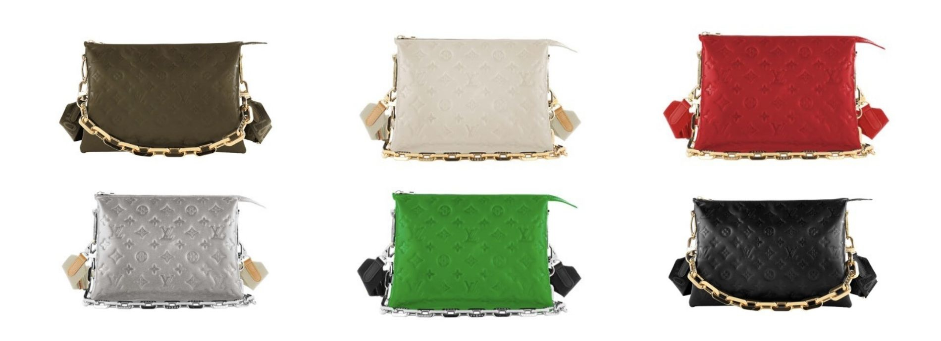 Coussin Bags / Foto: Courtesy of Louis Vuitton