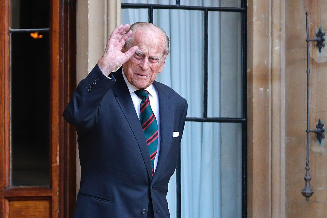 Tanggal Wafat Pangeran Philip Jatuh pada Hari yang Sama dengan Ulang Tahun Pernikahan Pangeran Charles dan Camilla