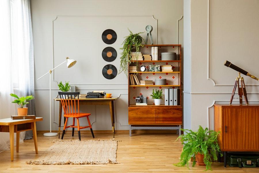 8 Tips Menata Interior Home Office Guna Meningkatkan Produktivitas Selama Work From Home