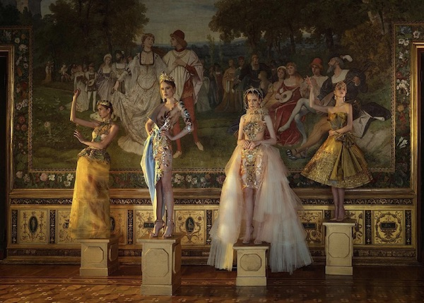 Brand Indonesia Maquinn Merilis Film Pendek Berisikan Koleksi Gaun Aliran Baroque