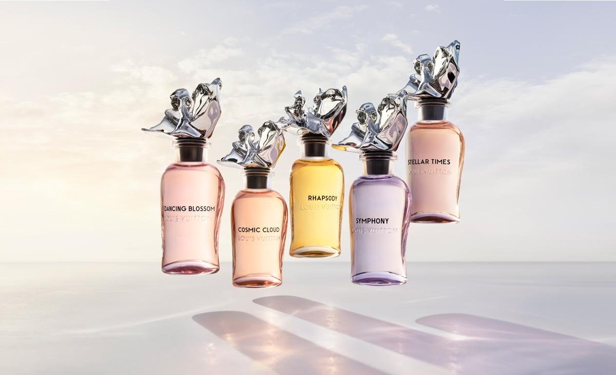 Koleksi Parfum Les Extraits dari Louis Vuitton yang Melibatkan Arsitek Frank Gehry