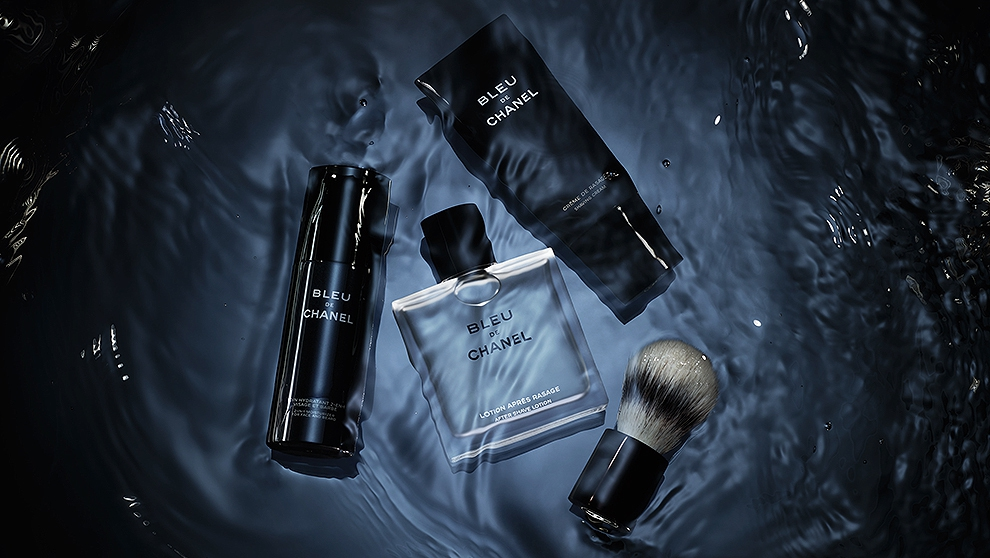 Chanel Menambah Lini Bleu de Chanel untuk Pria dengan Memperkenalkan Shaving Set & All-Over Spray