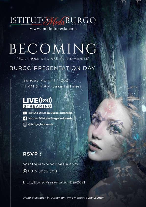 "Burgo Presentation Day "" BECOMING"""