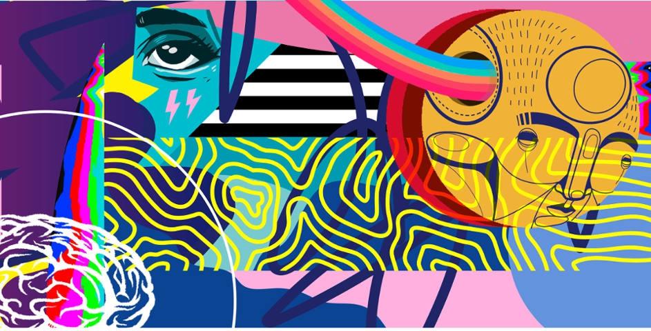 Rindu Singapura? Anda Bisa Melihat Imajinya Lewat Karya Mural di M Bloc Space Jakarta