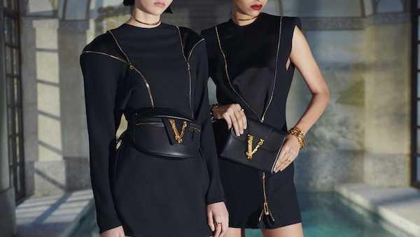 Model Tas Terbaru Versace yang Timeless, Bisa untuk Wanita Maupun Pria