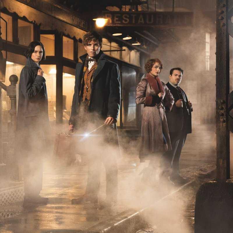 Fakta Seputar Produksi Film Fantastic Beasts 3, Termasuk Digantinya Johnny Depp
