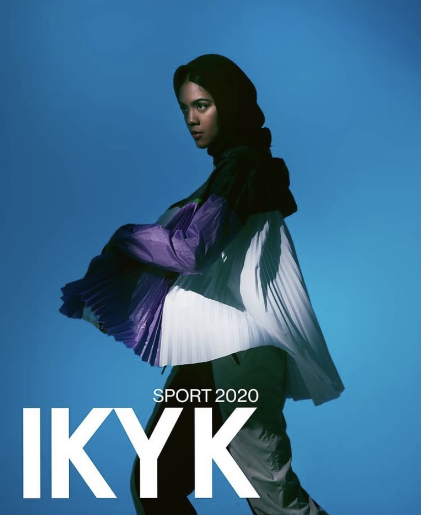 Brand Modest Wear I.K.Y.K Kini Merilis Koleksi Sportswear