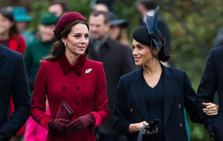 Meghan Markle Memberi Tahu Oprah Bahwa Kate Middleton Membuatnya Menangis Sebelum Hari Pernikahan