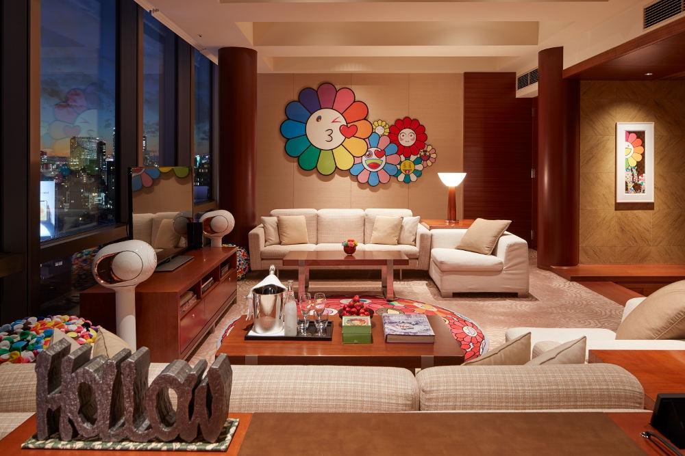 Grand Hyatt Tokyo Hadirkan Pengalaman Menginap Bernuansa Artwork Takashi Murakami
