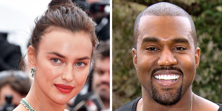 Mungkin, Kanye West dan Irina Shayk sedang Berkencan!