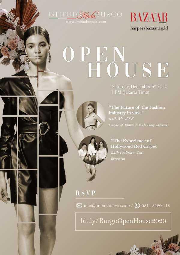 Open House, Istituto di Moda Burgo Indonesia