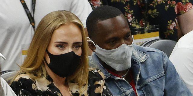 Adele Dikabarkan Berkencan dengan Agen Olahraga Bernama Rich Paul