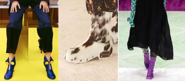 Tren Sepatu Dari Pekan Mode Musim Gugur 2021 untuk Anda Simak
