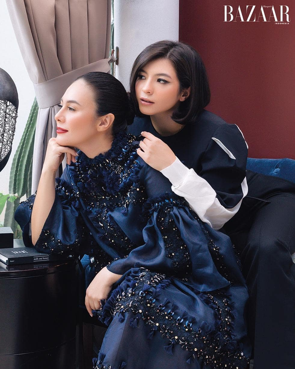Ini Alasan Putri Wulan Guritno, Shalom Razade, Tak Terjun ke Industri Hiburan Sejak Belia