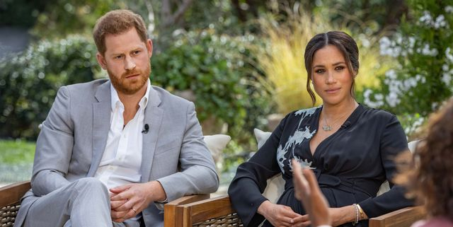 Wawancara Oprah dengan Meghan Markle dan Pangeran Harry Mendapat Nominasi Emmy