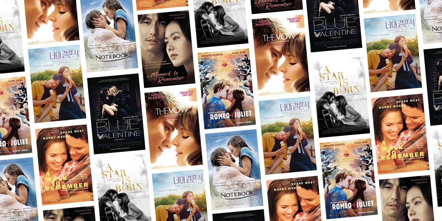 Rekomendasi Film Paling Romantis yang Akan Membuat Anda Menitikkan Air Mata
