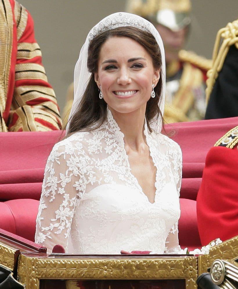 Tiara Kate Middleton