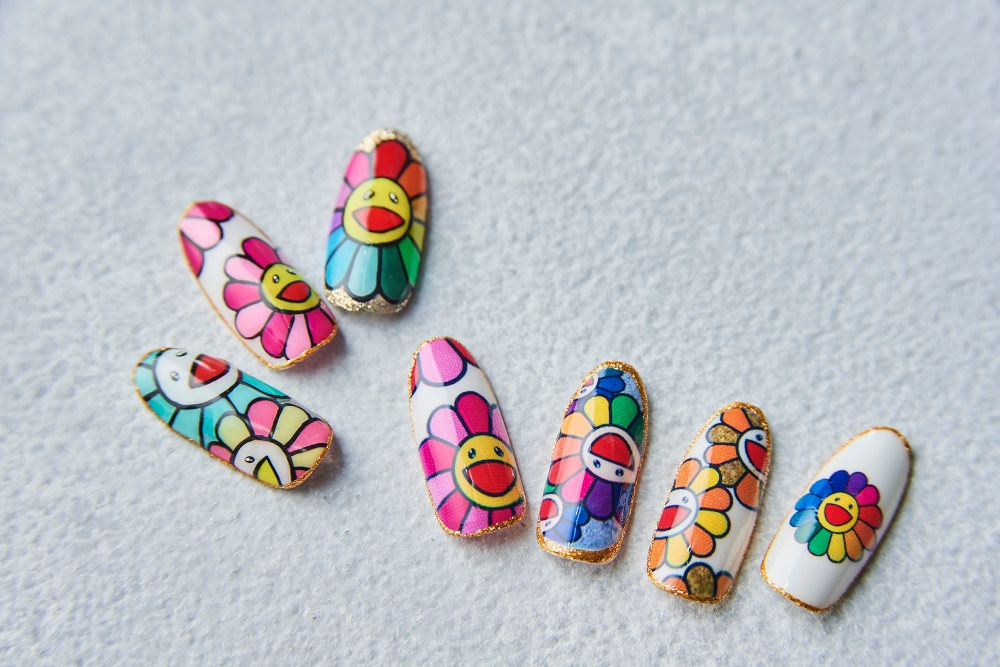 Nail Art/ Foto: Courtesy of Grand Hyatt Tokyo