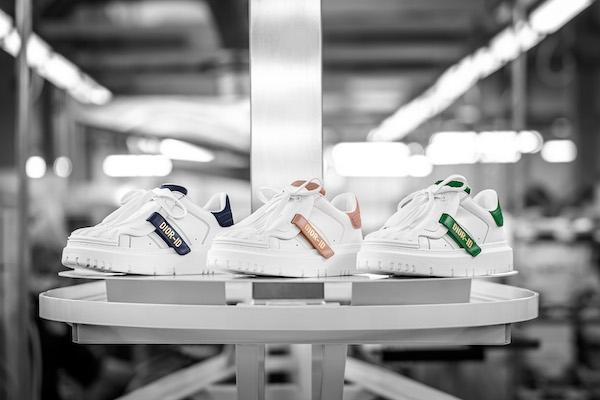 Melihat Lebih Detail Pembuatan Sepatu Dior-ID Sneakers