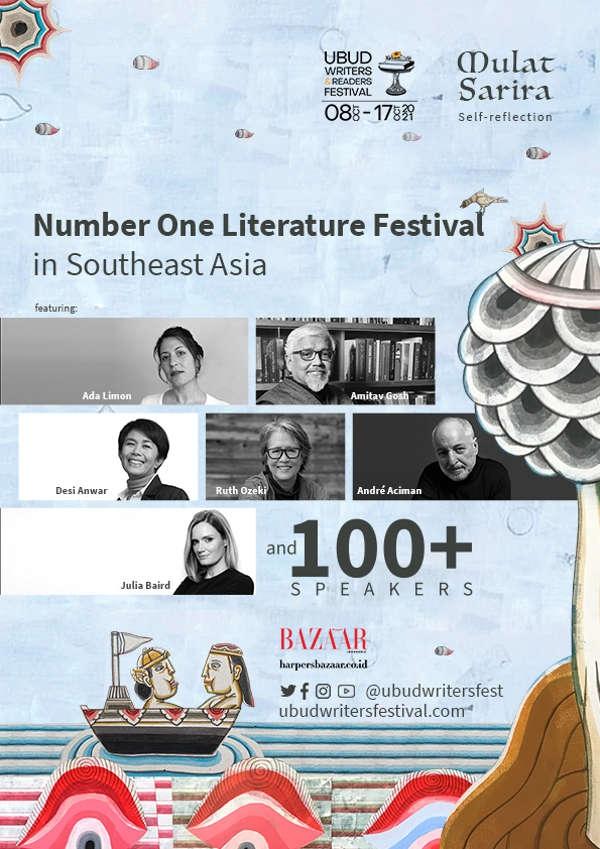 Ubud Writers & Readers Festival 2021