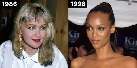 36 Tren Makeup Terpopuler Dari Dulu Hingga Sekarang