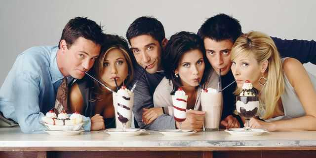 Urutan Karakter Favorit di Serial Televisi Friends