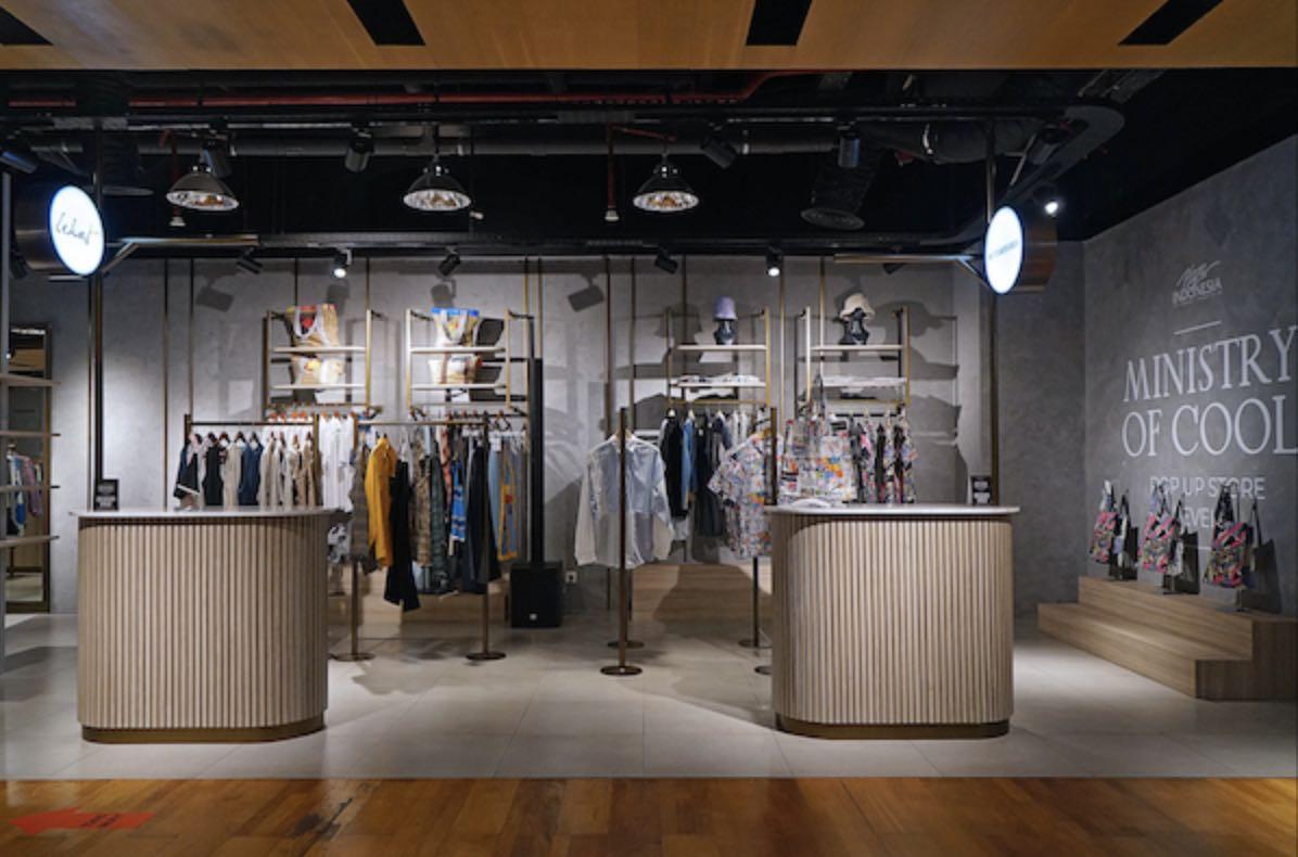 Ministry of Cool: Pop Up Store yang Menghadirkan Brand Desainer Muda Lokal di Plaza Indonesia