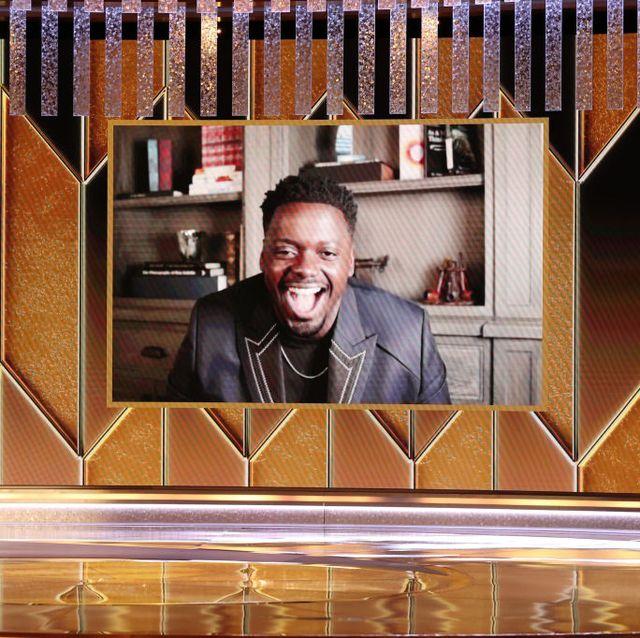 Momen Tak Terlupakan Ketika Audio Zoom Daniel Kaluuya dalam Mode Mute ketika Memberikan Pidato Kemenangan di Golden Globe 2021