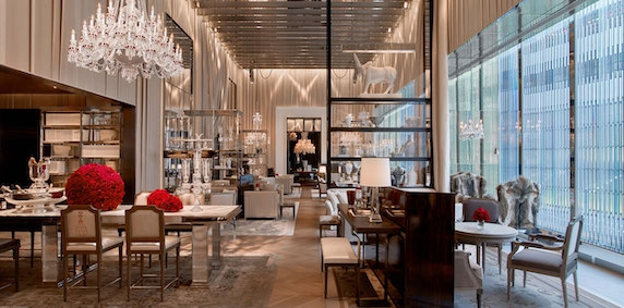 Baccarat Hotel New York, Courtesy of  Baccarat