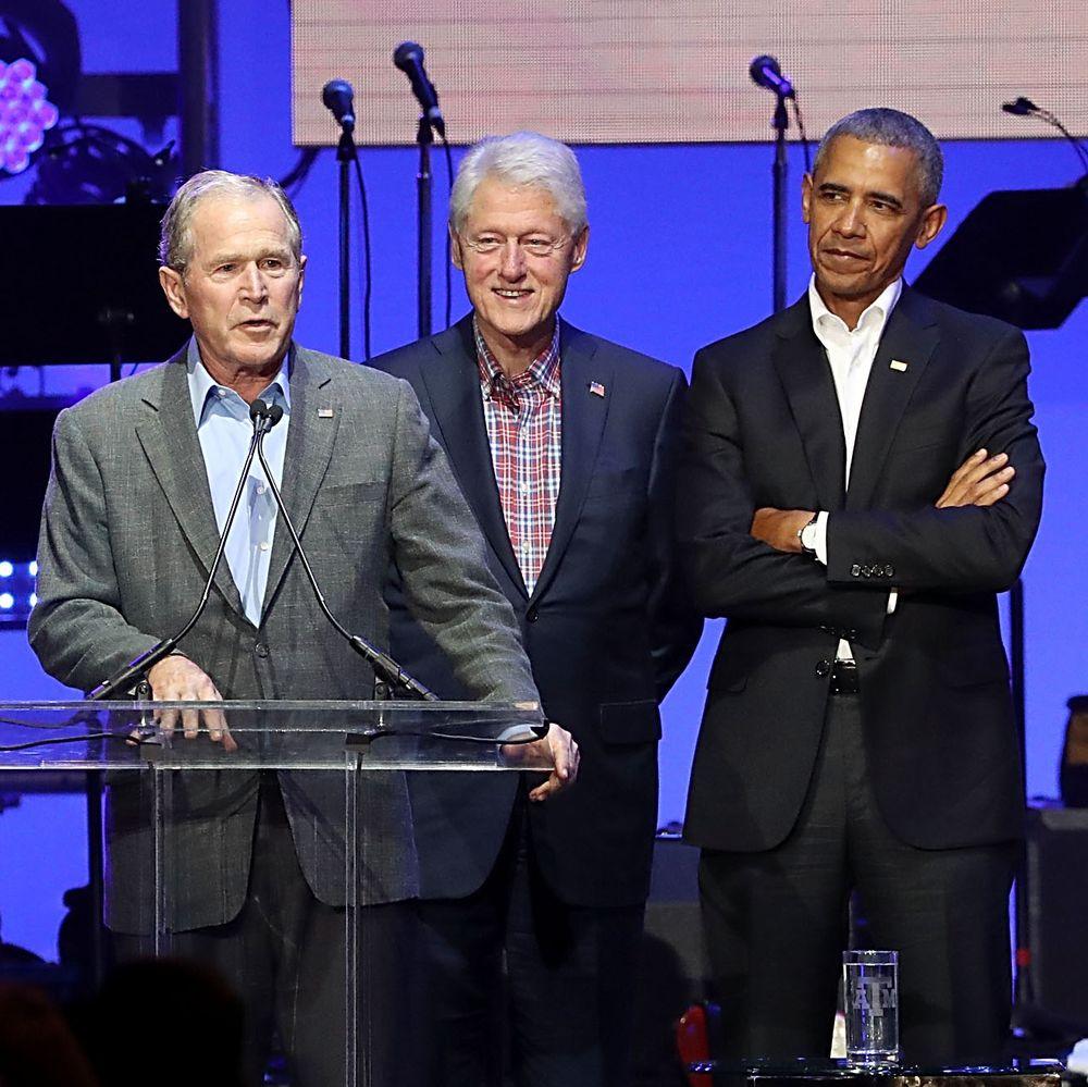 Tiga Mantan Presiden Amerika Serikat Secara Sukarelawan Bersedia Divaksin COVID-19