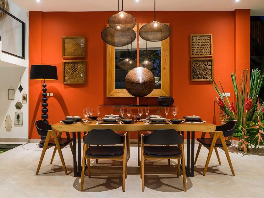 Ruang makan/Foto: Courtesy of Villa Boa