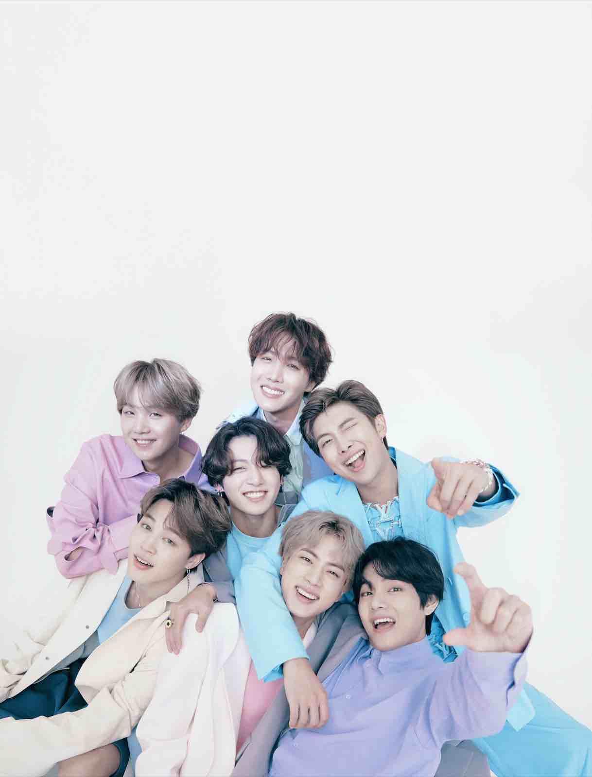 BTS Resmi Dipercaya Sebagai Global Ambassador Terbaru dari Louis Vuitton