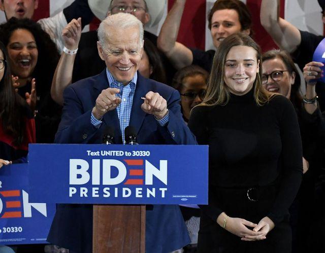 Finnegan saat bersama dengan kakeknya di Nevada pada Februari 2020.