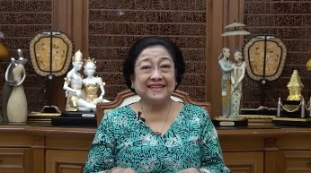 Megawati Seokarnoputri / Foto: Courtesy of Youtube KBRI Seoul