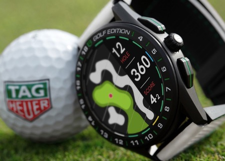 Jam tangan TAG Heuer Connected edisi Golf / Foto: Courtersy of TAG Heuer