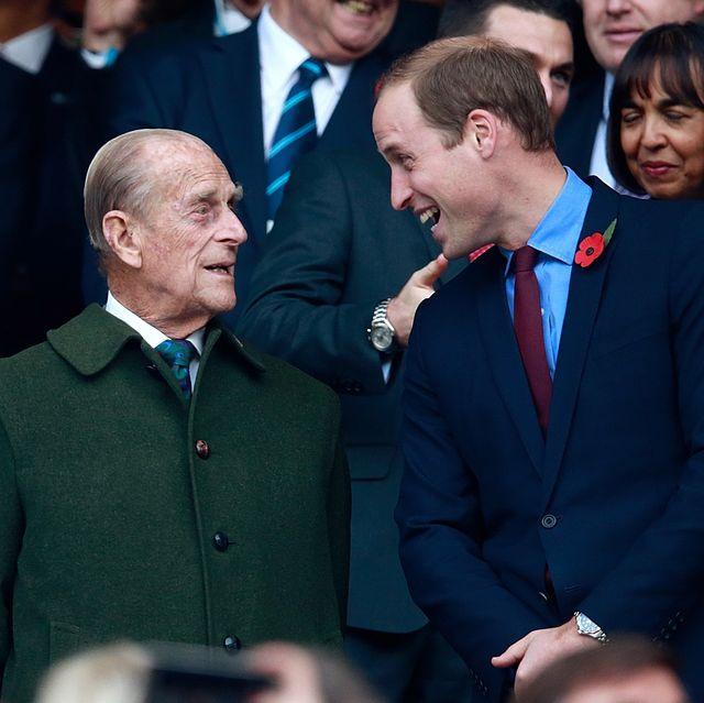 """Pangeran William Berikan Pesan Penghormatan yang """"Luar Biasa""""kepada Sang Kakek, Pangeran Philip"""