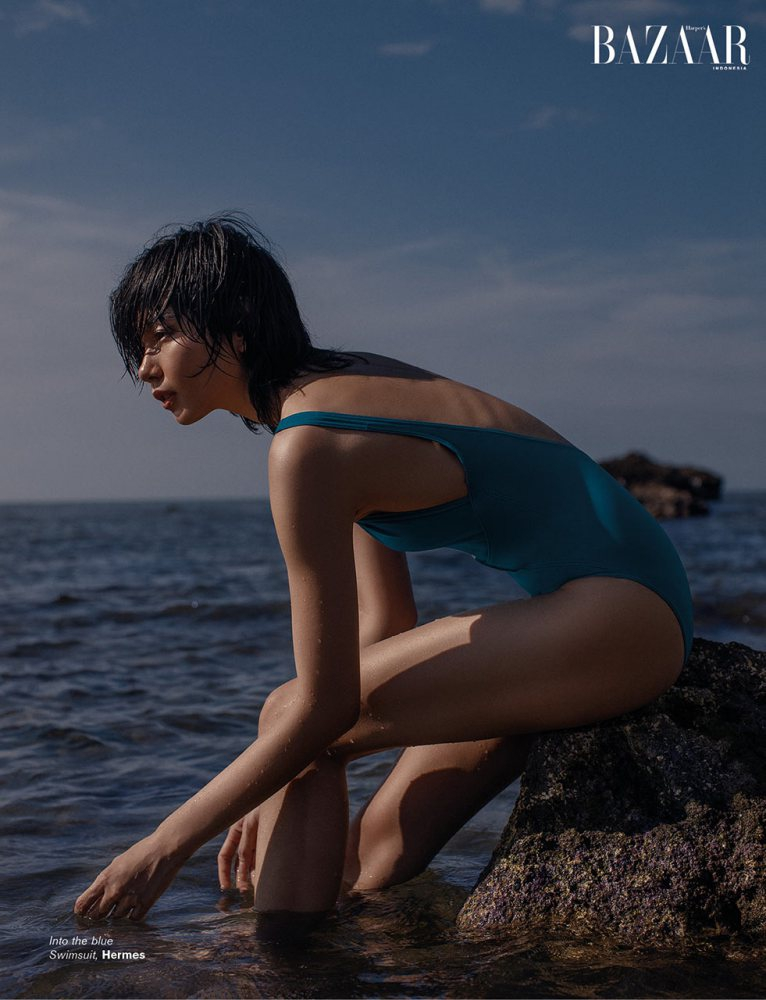 Agung N. Aditya NPM Photography for Harper's Bazaar Indonesia