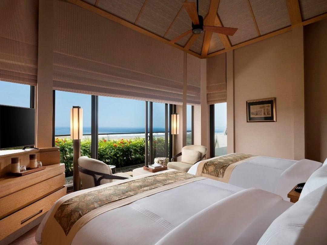 Ritz Carlton Bali / Foto: Courtesy of Instagram @ritzcarltonbali