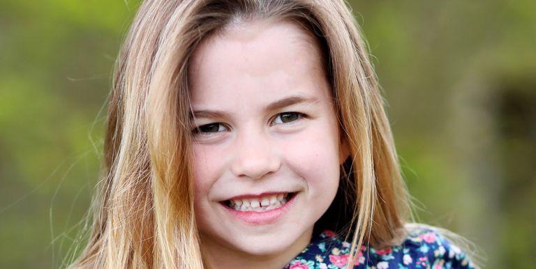 Istana Kensington Merilis Potret Terbaru Putri Charlotte Yang Genap Berusia 6 Tahun