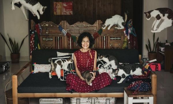Mengenal Desainer Indonesia: Chitra Subyakto