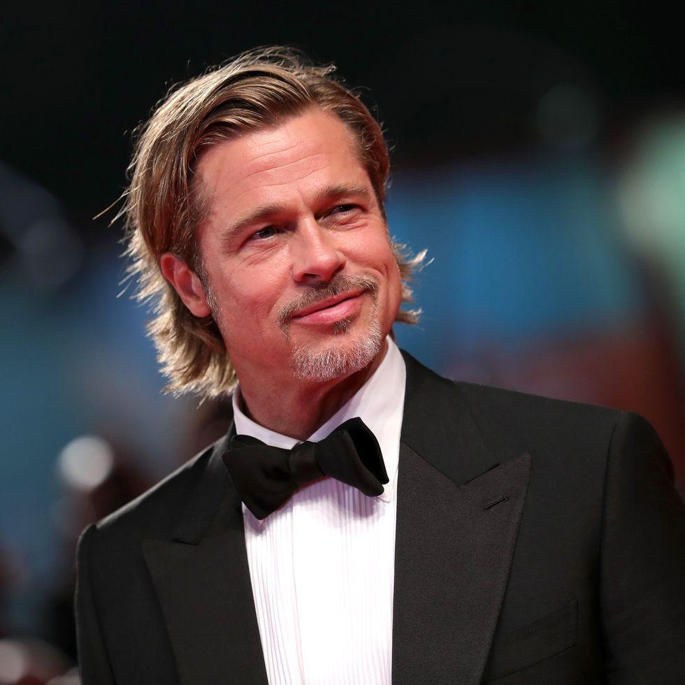Brad Pitt Bergurau Tentang Meghan Markle dan Pangeran Harry