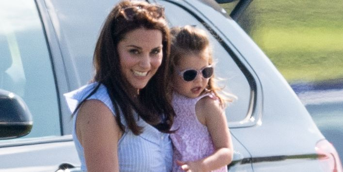Kate Middleton Sering Berenang di Istana Buckingham